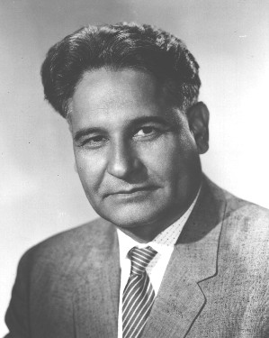 Dalip Singh Saund, First Asian-born US Congressman, 1957-1963 (photo: saund.org)